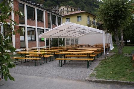 Tavoli Birreria Pieghevoli Prezzi.Set Birreria Panche E Tavoli Pieghevoli Offerte 2020 Panche E