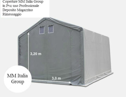 Mm italia linea marina professionale 4 x 6 altezze for Tunnel agricolo permessi
