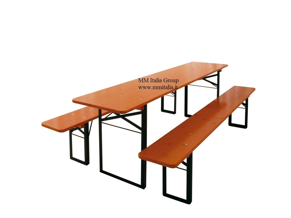 Tavoli E Panche Per Sagre.Set Birreria Professionali Prezzo 125 00 Cad Set Panche E